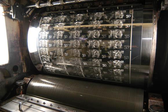 counterfeit money making machine