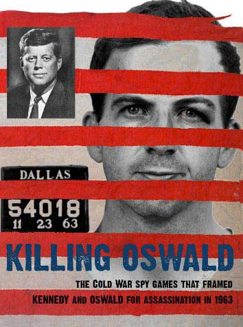 DVD cover of the Shane O'Sullivan documentary 'Killing Oswald'