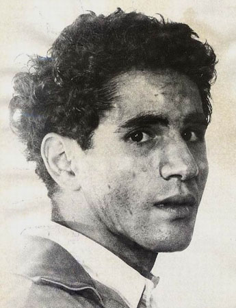 Sirhan Sirhan, murderer of Robert Kennedy