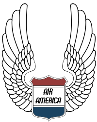 Logo of Air America