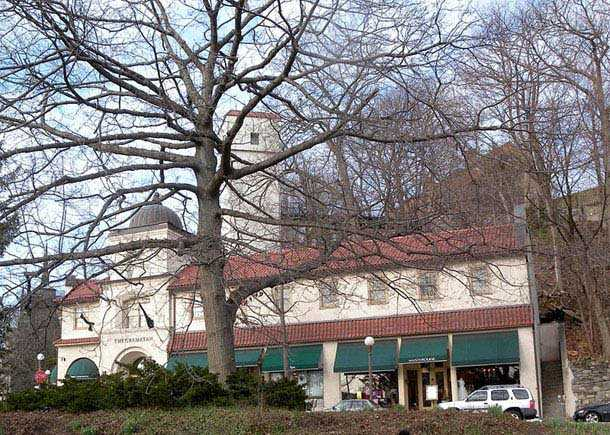 The Gramatan Hotel (Bronxville, New York)