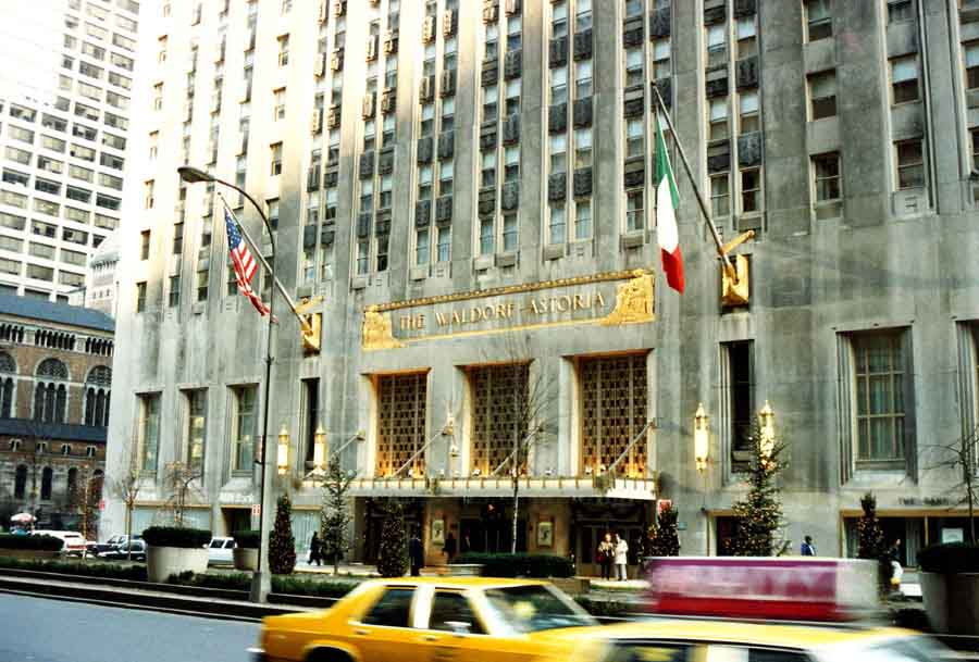 Waldorf-Astoria hotel (New York)
